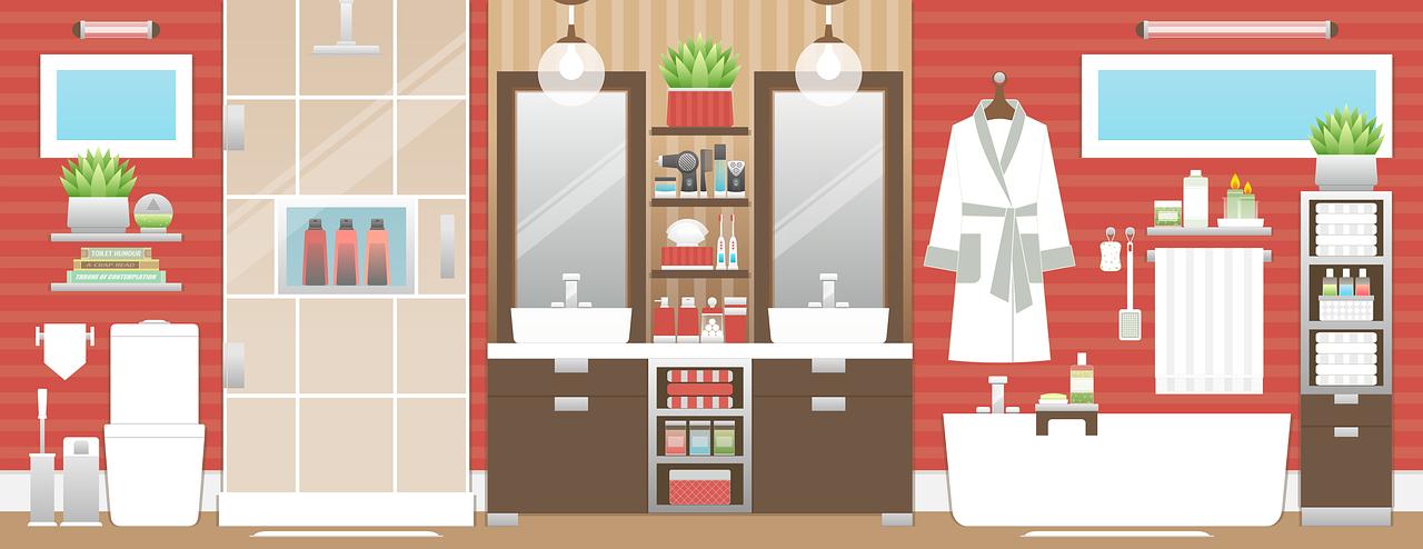 salle de bain design - photo de salle de bain