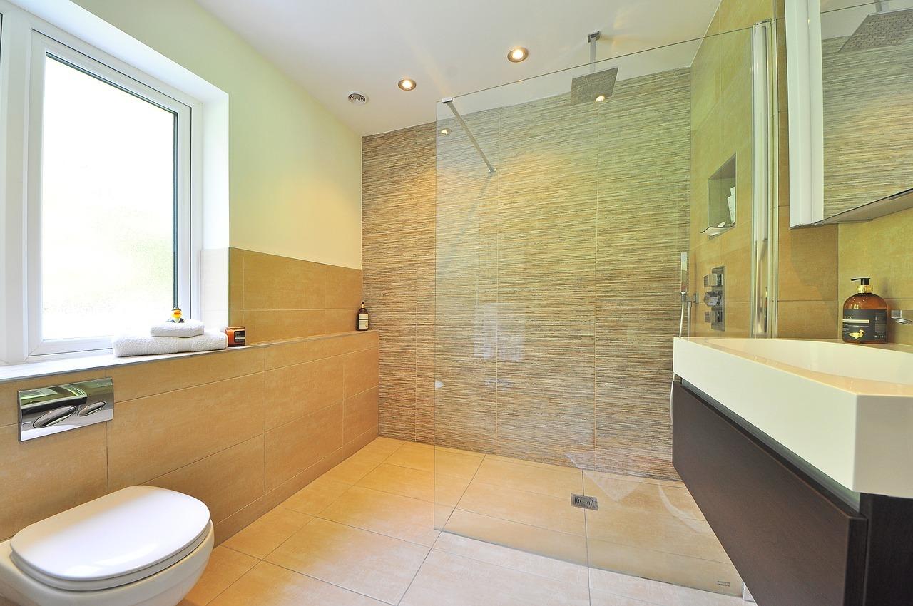 éclairage salle de bain design