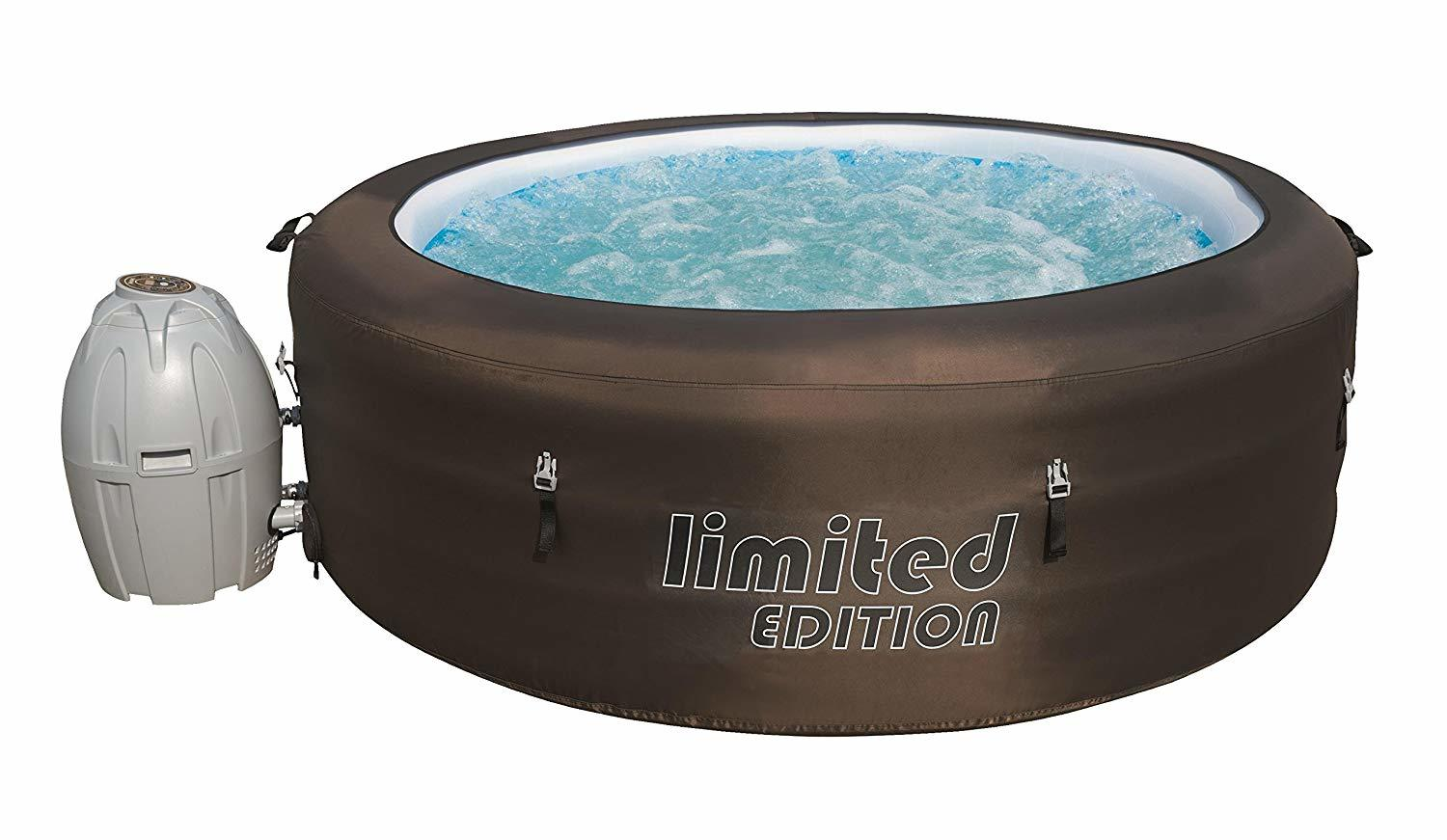 spa gonflable 6 personnes - spa gonflable rond
